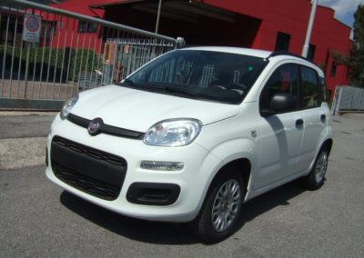 Fiat New Panda KM. ZERO