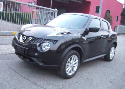 Nissan Juke GPL