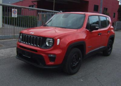 Jeep Renegade 1.0