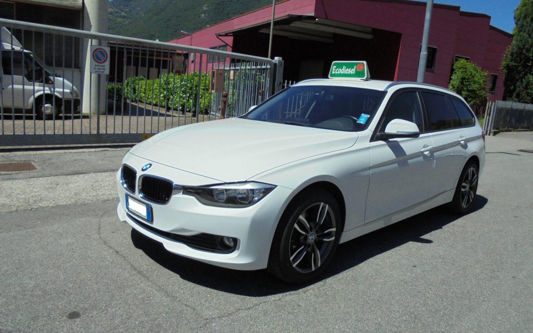 BMW 320 Serie 3 (F30/F31) Touring