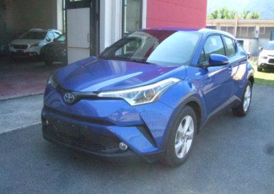 Toyota CH-R Ibrida
