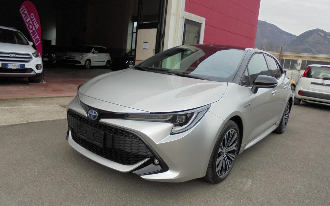 Toyota Corolla 2.0 Hybrid Style