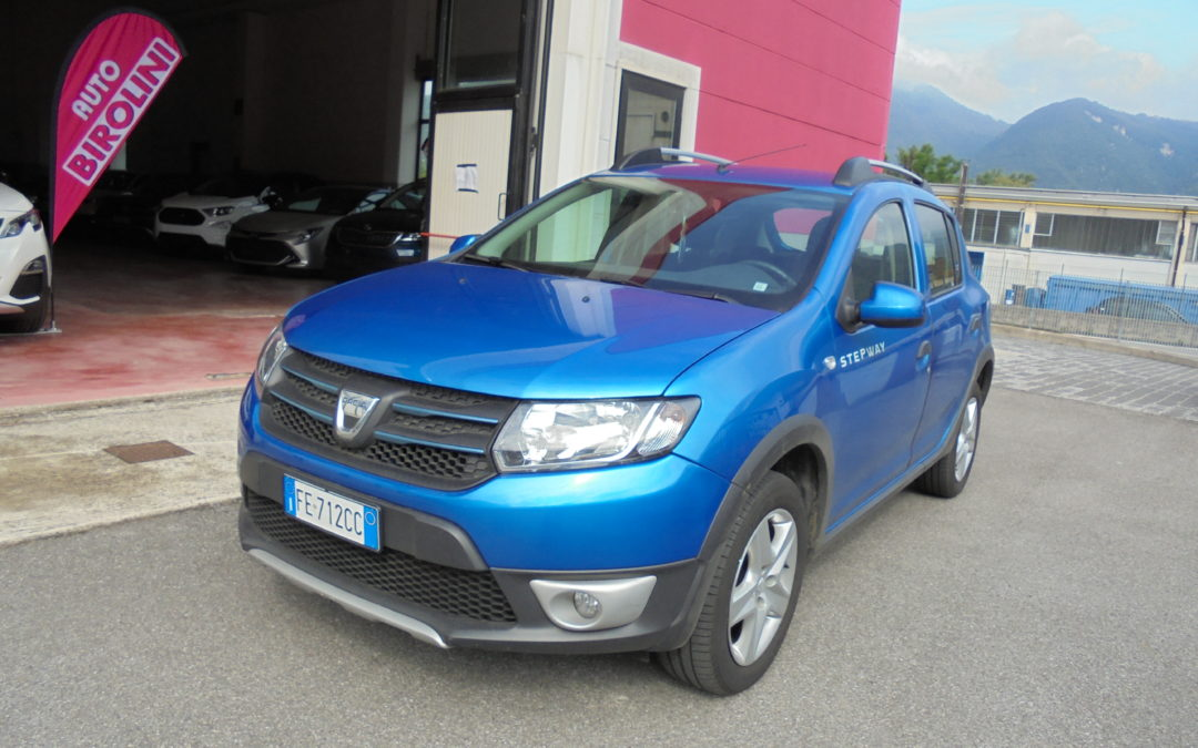 Dacia Sandero Stepway 1.5 Dci